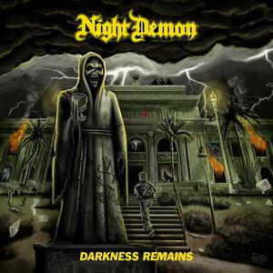Night Demon Announces New Full Length Album: Darkness Remains